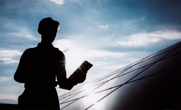 Foto 1 - La planta fotovoltaica 'Barcones', en Almazán, deberá someterse a Declaración de Impacto Ambiental ordinaria