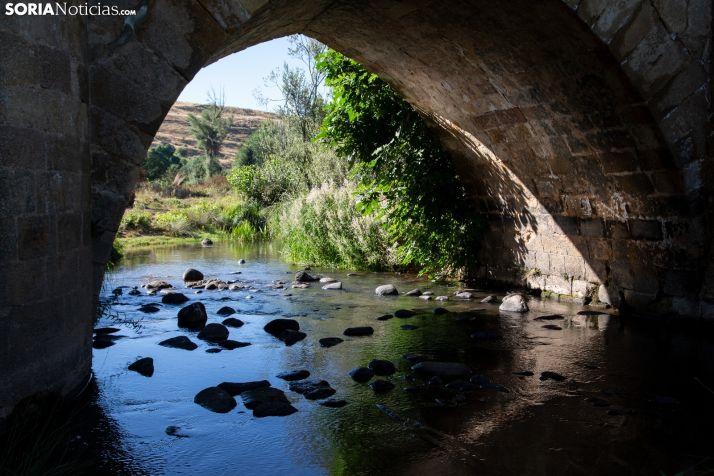 Garray ampliará la zona de baño con la pradera del Duero