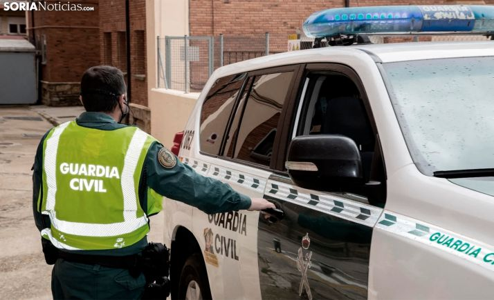 Foto 1 - Detenidos como presuntos autores de nueve robos en el interior de furgonetas