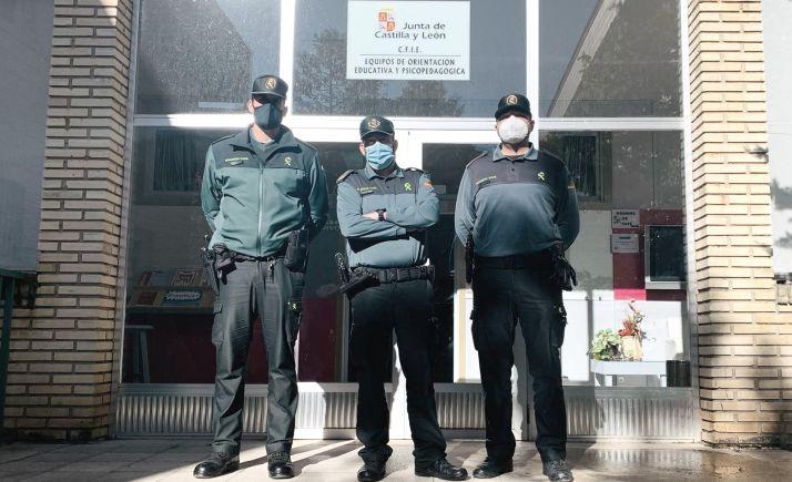 Foto 1 - La pandemia no impide la continuidad del Plan Director para la mejora de la convivencia en centros educativos