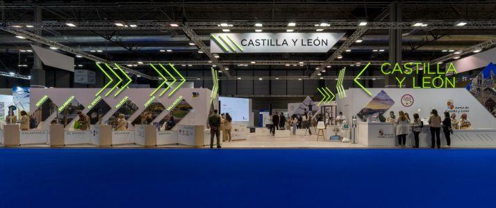 Foto 2 - Castilla y León supera los 1.100 contactos comerciales en FITUR