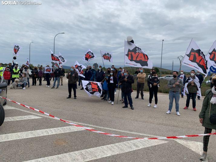 Foto 1 - CSIF agradece a Soria ¡Ya! la protesta sobre la nueva prisión