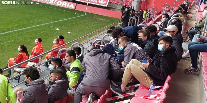 Foto 2 - Tragedia deportiva en Soria: El Numancia desciende a la cuarta categoría
