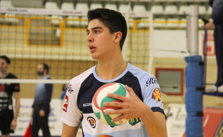 Foto 1 - Lorente y Osorio, en la lista de 17 jugadores para preparar la Liga Europea de Voleibol