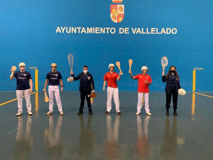 Castilla y León se clasifica para semifinales de mano individual y paleta cuero en Sub-23