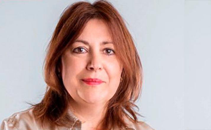 María Luisa Aguilera, regidora de San Esteban de Gormaz.