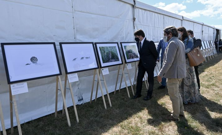La Junta trabaja en la renovación del certificado de la Carta Europea de Turismo Sostenible