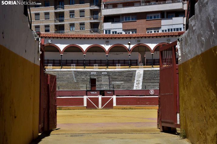 Foto 1 - Reunión clave para la celebración de festejos taurinos en Soria