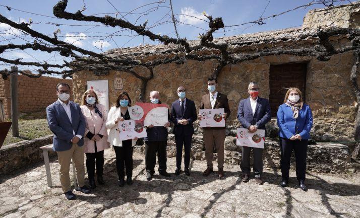 Las bodegas de 'El Plantío' en Atauta, premiadas por la Junta