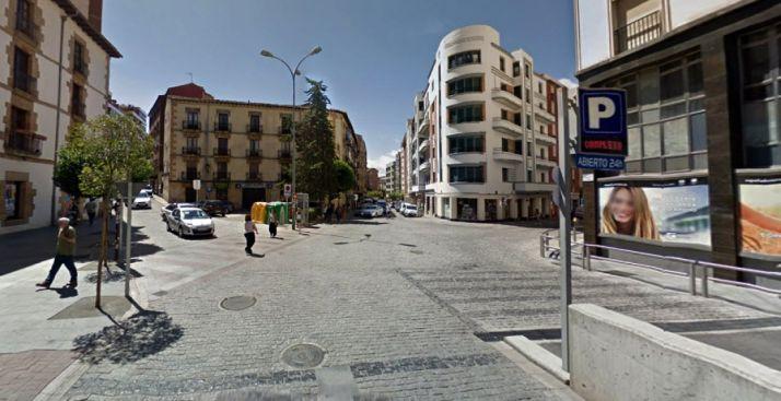 Plaza Jurados de Cuadrilla. /GM