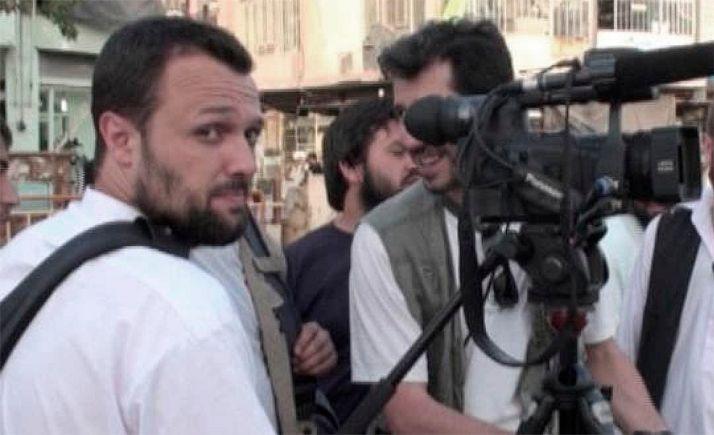 Foto 1 - Castilla y León concede la Medalla al Mérito Profesional a título póstumo a Roberto Fraile, reportero asesinado en Burkina Faso