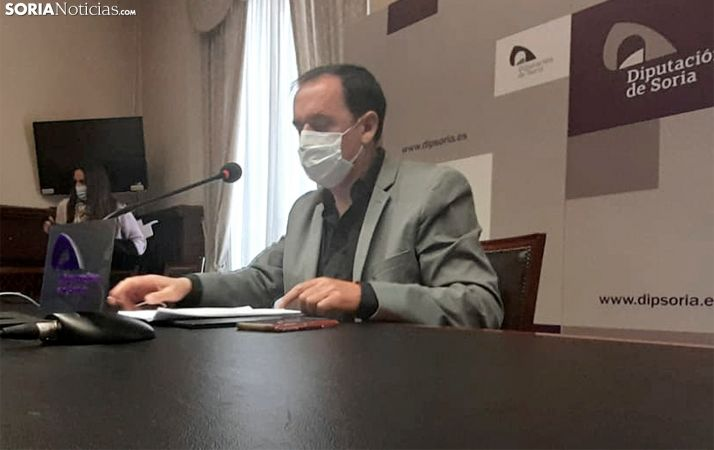Serrano: 'Hay administraciones que intentan pescar en el ATI'