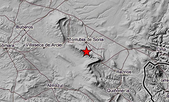 Foto 1 - Leve seísmo en Torrubia