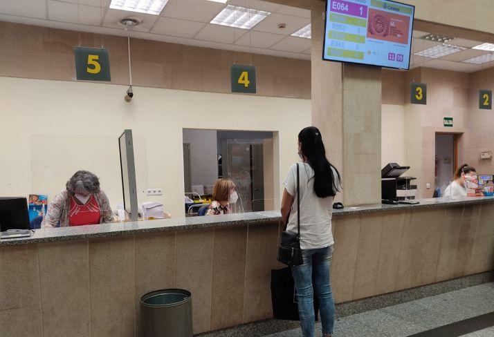 Imagen de la Oficina de Correos en Soria./ Foto: Correos.