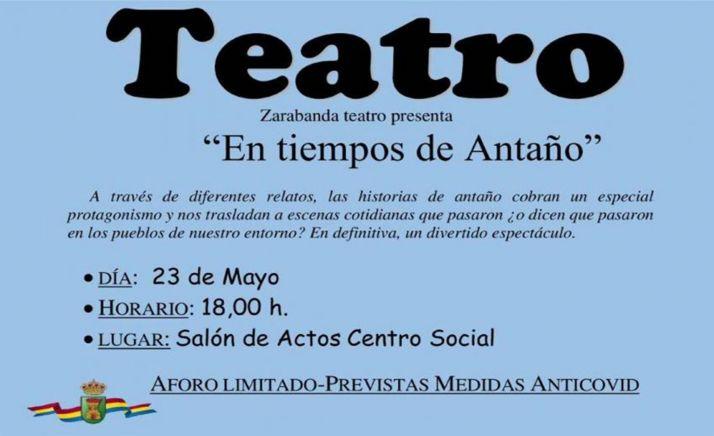 Foto 1 - Este domingo, teatro en Ólvega