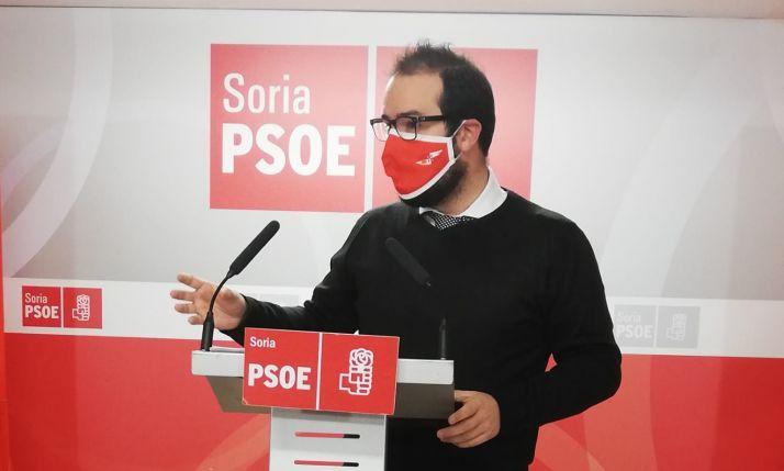 Foto 1 - El PSOE pide compromisos claros a Mañueco con la provincia de Soria