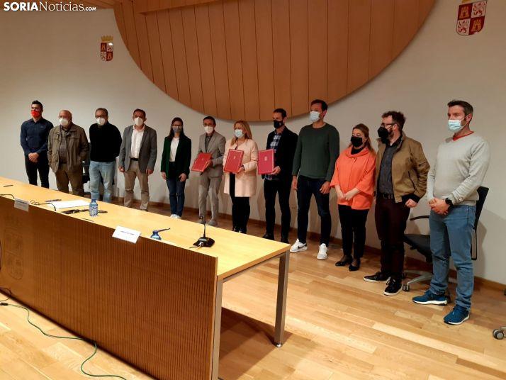 Soria se convertirá en el epicentro nacional del talento joven de triatlón