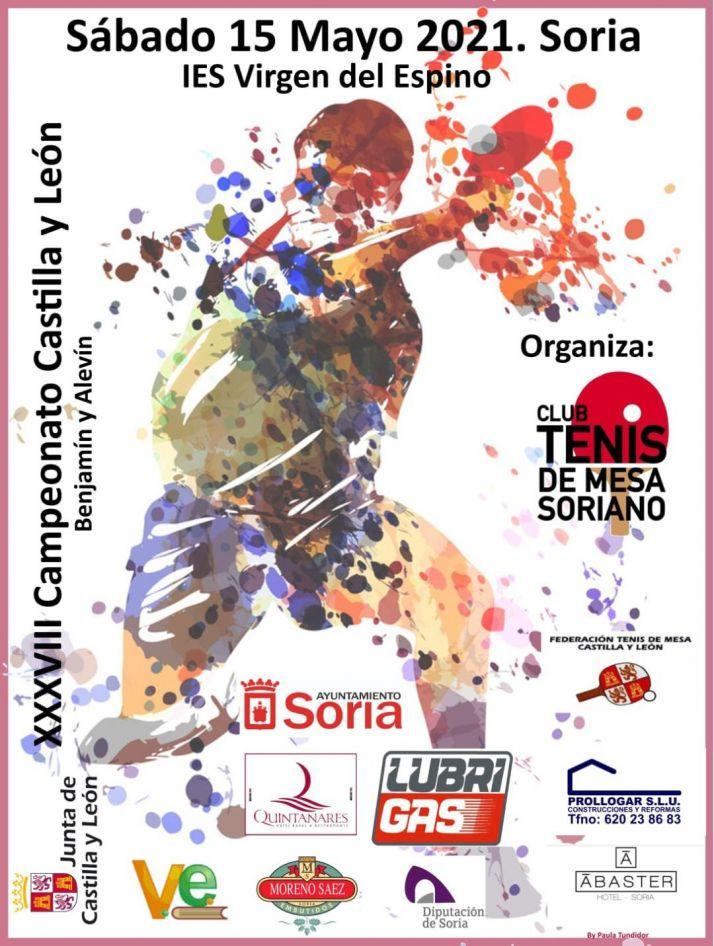 Imagen del cartel anunciador del evento.