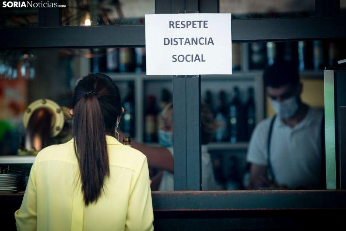 Foto 1 - Oficial: Soria reabre el interior de bares y restaurantes