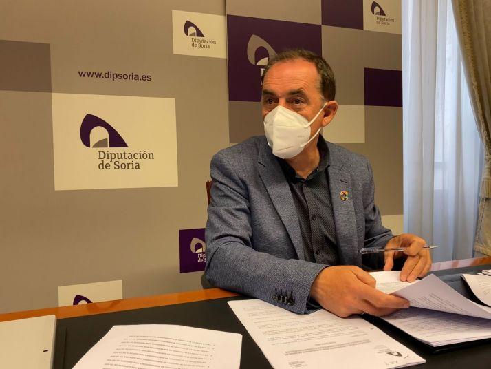Foto 1 - Serrano denuncia que Sánchez se olvida de Soria en materia de despoblación