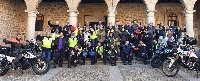 Participantes en el l I Rally Camino del Cid.