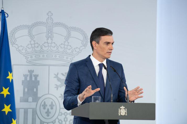 Foto 1 - Pedro Sánchez vuelve a abrir la puerta a los indultos en Cataluña