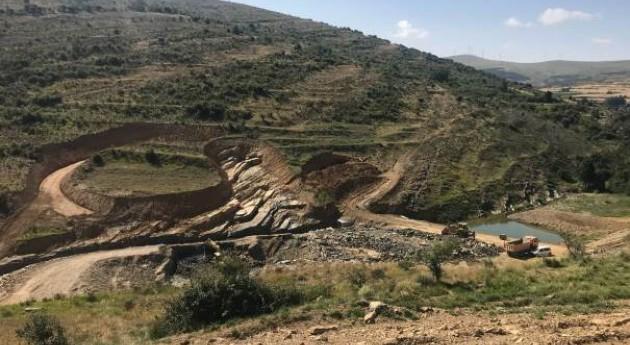 Imagen de archivo de la presa del río Mayor.