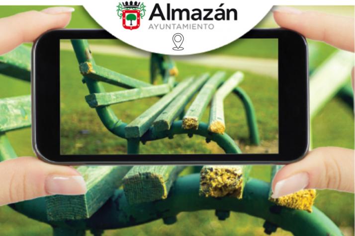 Foto 2 - Nueva App de participación ciudadana para Almazán