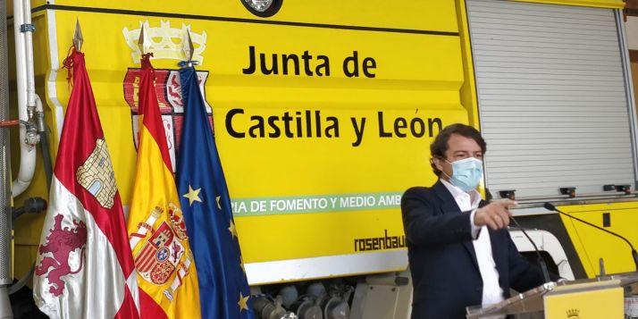 Foto 1 - Castilla y León no se plantea imponer el toque de queda ni el cierre perimetral… por ahora