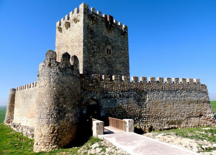 Los castillos de Soria conquistan el cine y series de televisión