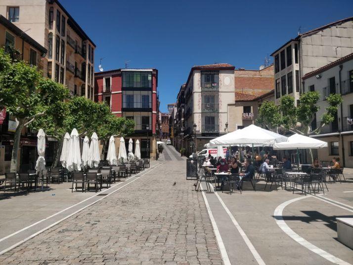 Foto 1 - Sin sanciones ni incidentes por las medidas de la pandemia este fin de semana en Soria