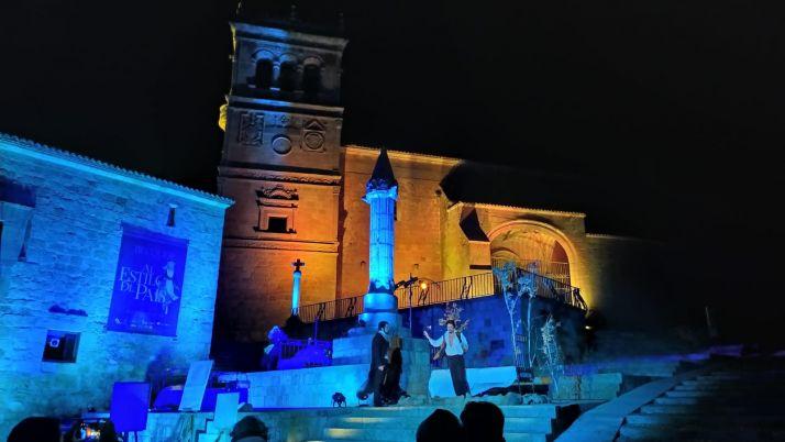 Red de Circuitos Culturales en Morón de Almazán.