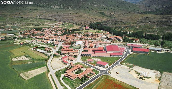 San Pedro Manrique albergará un centro de procesamiento de datos