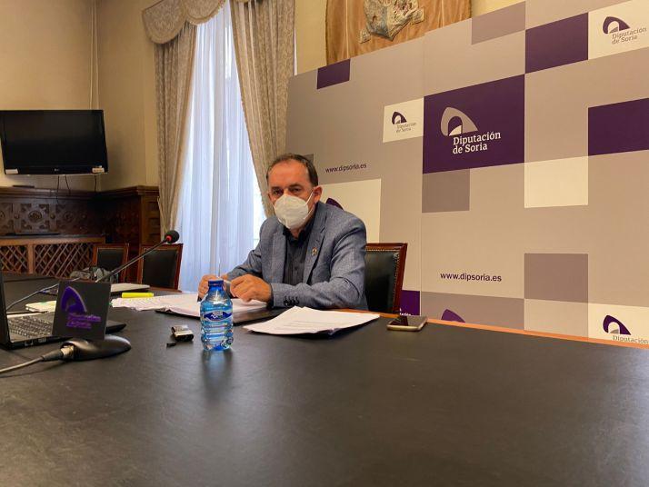Foto 1 - Diputación ayudará con 400.000€ a la digitalización de las pymes sorianas