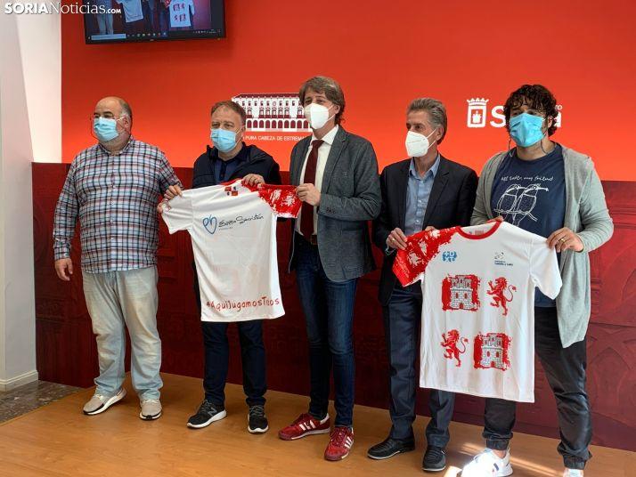 Foto 1 - La Escuela de Deporte Inclusivo ya es una realidad en Soria