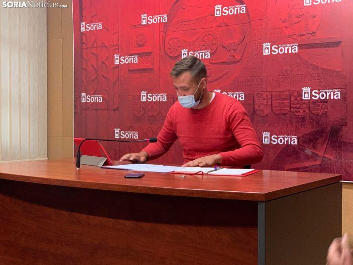Foto 1 - Se mantienen en Soria las ayudas para clubes deportivos y habrá una nueva línea para eventos no federados