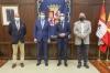 Foto 1 - Mañueco recalca el compromiso de la Junta de Castilla y León con la hostelería y el turismo