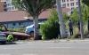 Una imagen de la retirada del vehículo tras el siniestro. /SN