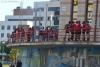 Una imagen de la tarde de hoy en Los Pajaritos. /SN