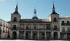 Una imagen de la sede consistorial burgense. /SN