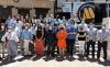 Participantes en la reunión de este viernes en El Burgo.