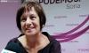 Marisa Muñoz, representante de Podemos en el pleno capitalino. /SN