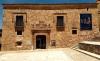 Una imagen del edificio del museo de Morón.