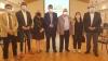 Una imagen de la visita del secretario de Estado a las instalaciones de Valdeavellano. /SdG