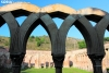 Una imagen de los Arcos de San Juan de Duero. /SN