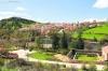 Panorámica de la ciudad de Soria. SN