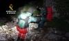 Foto 1 - Rescatada una montañera con hipotermia en el Canal de Asotín
