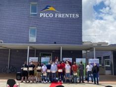 FP dual en el Pico Frentes.