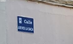 Las calles más sanjuaneras de la capital