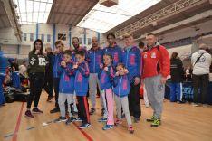 Imágenes del Club Kickboxing de Soria./ Foto: Daniel Crovetto.